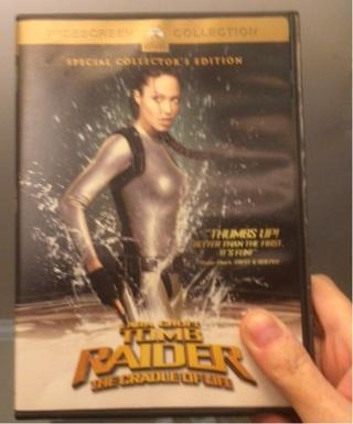 Lara Croft Tomb Raider Cradle of Life