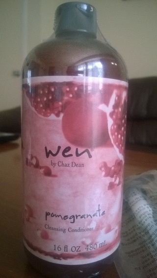 WEN Cleansing Conditioner 16oz (Pomegranate) BN sealed with Pump