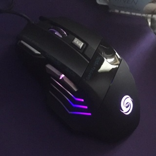 Color Changing Gaming Mouse