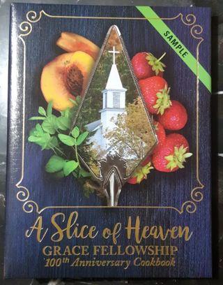New Slice Of Heaven Cookbook