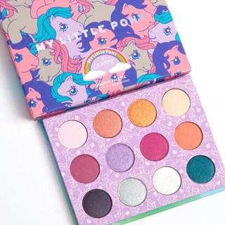 ColourPopXPony Collab Eyeshadow Palette