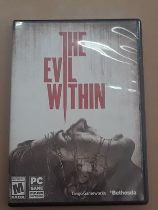 The Evil Within PC Game/DVD-ROM