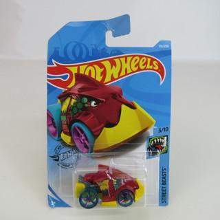 Hot Wheels Piranha Terror Street Beast Die Cast Car Toy NEW 3/10