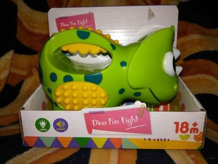 DINO FUN LIGHT=FREE SHIPPING