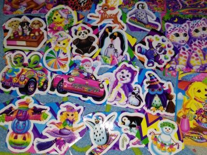 35pc. -MYSTERY- Stickers! #10