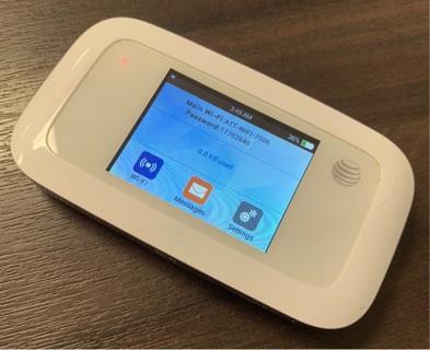 Wireless internet router (WiFi)
