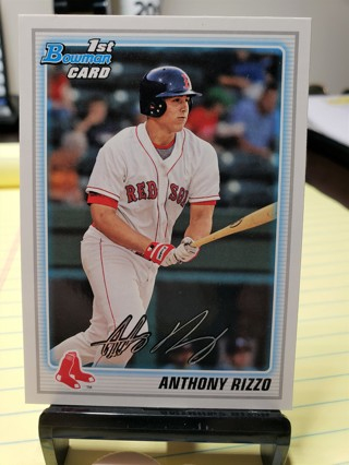 ✨✨ANTHONY RIZZO ROOKIE BASEBALL CARD✨✨.