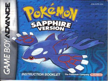 pokemon sapphire gameshark codes - 500×500