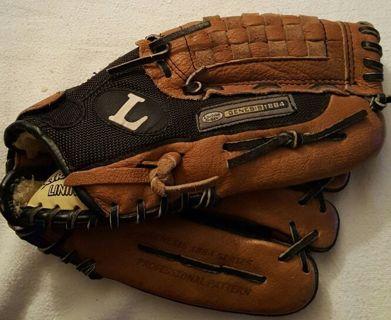 "Louisville slugger 11"" right handed baseball glove"