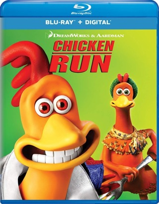 Chicken Run (Digital HD Download Code Only) *DreamWorks Animation* *Family Film*