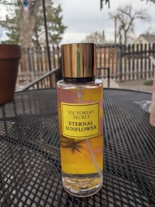 VS eternal sunflower fragrance mist