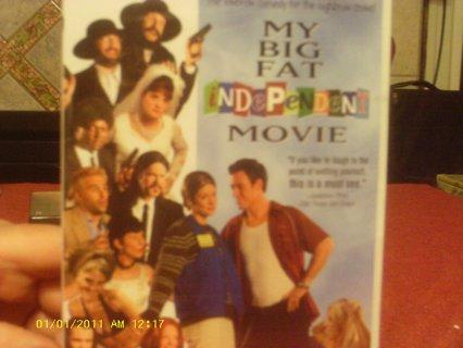 DVD  My Big Fat Independant Movie