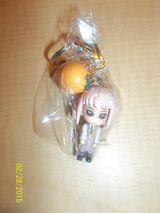 Small Chibi Anime Girl Keychain Brand New and Free Shipping!!!