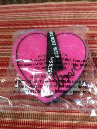 Victoria's Secret Love sponge loofah