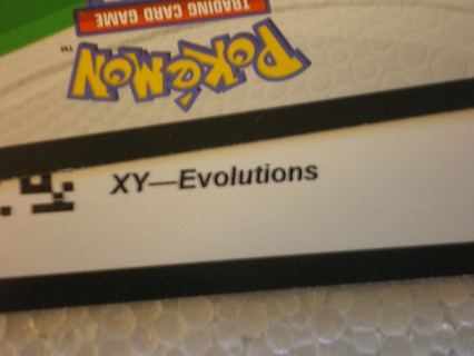Pokemon Evolutions Code