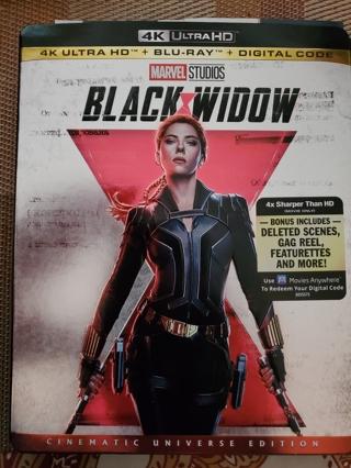 Digital code- Black Widow