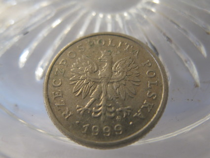 (FC-652) 1999 Poland: 20 Groszy