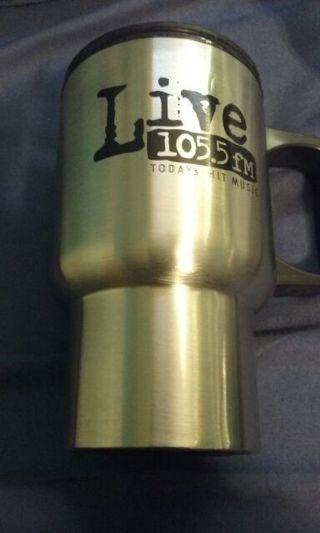 Live 105.5 FM Coffee Mug