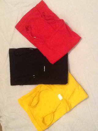 3 Cute Tank Tops For Summer  size LG