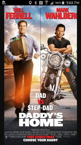 Daddy's home digital HD code only