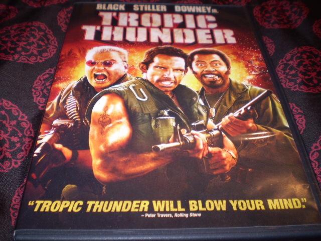 tropic thunder essay