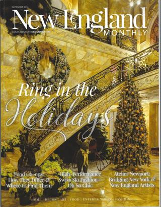 New England Monthly Magazine - Dec 2016 - color - 67 pages