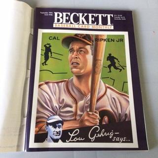 Beckett Baseball Card Monthly Magazine - September 1995  Issue # 126