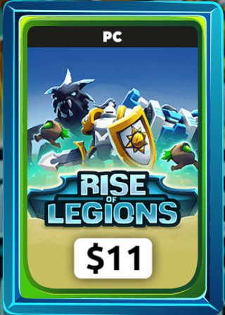 Rise of Legions – Premium Pack