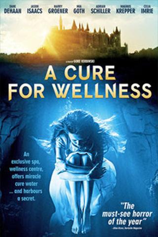 A Cure for Wellness HDX Vudu or HD iTunes Code