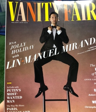 Vanity Fair  Holiday 2018/2019