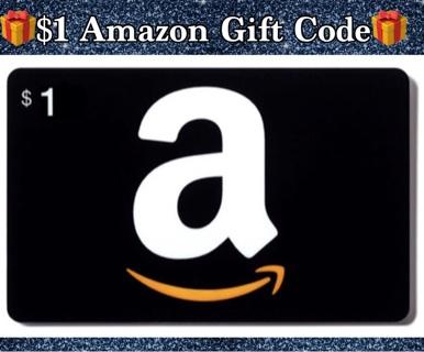❤️$1 Amazon Code❤️Sent Fast❤️