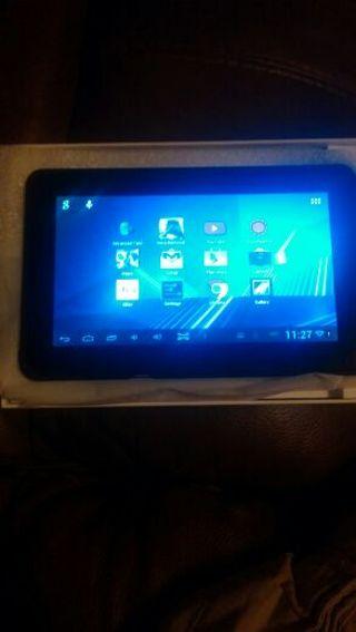 Digital 2 7 inch tablet