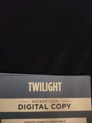 Twilight Collection VUDU Code