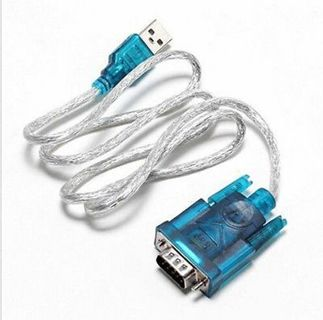 USB 2.0 TO SERIAL RS232 HA DB9 9 PIN ADAPTER CABLE OU PDA cord GPS CONVERTER