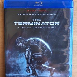 The Terminator on Blu-Ray - like new!