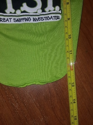 Doggie Shirt - SMALL