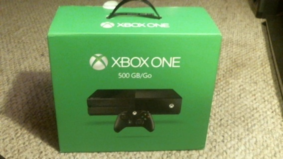 free new in box xbox one 500 gb go xbox consoles auctions for free stuff