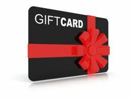 (Quick sale) $25 Mystery egift card