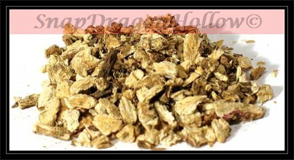 Free: Angelica Root cut 1 oz (Angelica archangelica) wiccan