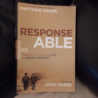 Brand New Christian Book by Matthew Hagee