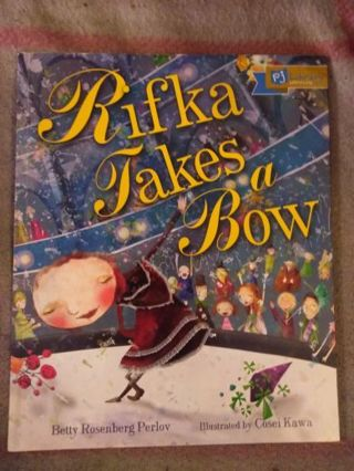 Rifka Tales a Bow by Betty Rosenberg Perlov