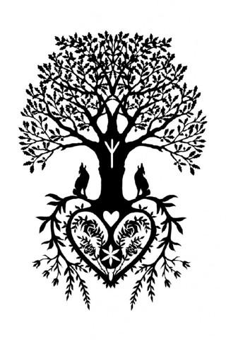 Free Tree Of Life Cross Stitch Pattern Needlecraft Listia Magnificent Tree Of Life Pattern