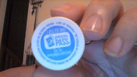 Free: One Pepsi Pass Code - Rewards Points - Listia com