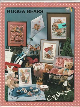 Craft Leaflet: Cross Stitch: Hugga Bears
