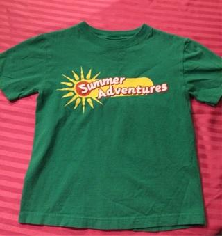Green Summer Adventures T-Shirt