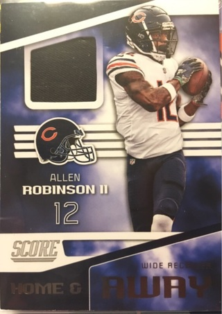 Allen Robinson II Jersey Home & Way Chicago Bears 2019
