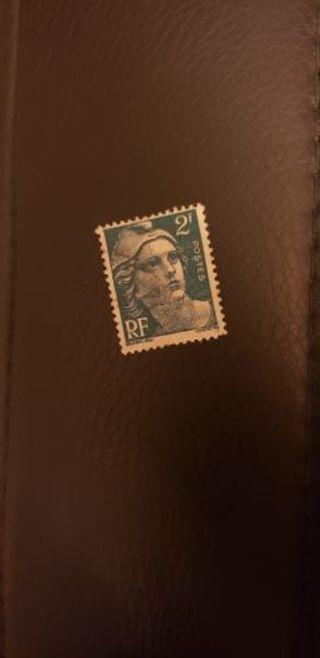 France stamp. Used