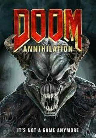 DOOM; ANNIHILATION! HDX! MA digital copy only!!!