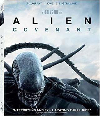 Alien: Covenant R 2017 ‧ Mystery/Sci-fi ‧ 2h 3m HD DIGITAL CODE