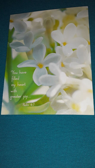 Thank You Notecards - White Floral